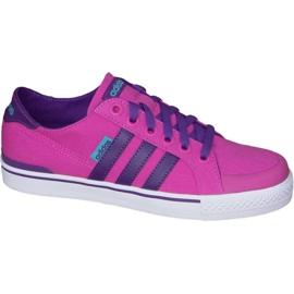 Pink Adidas Clementes K Jr F99281 Schuhe