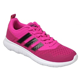 Pink Adidas Cloudfoam Lite Flex W AW4203 Schuhe