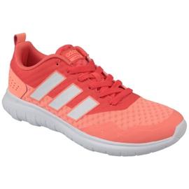 Pink Adidas Cloudfoam Lite Flex W AW4202 Schuhe