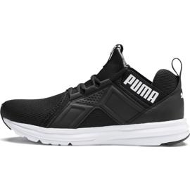 Schuhe Puma Enzo Sport M 192593 01 schwarz und weiß