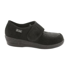 Schwarz Befado Frauen Schuhe PU 984D012