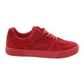Big Star Red Star Big Sneakers 174364 rot