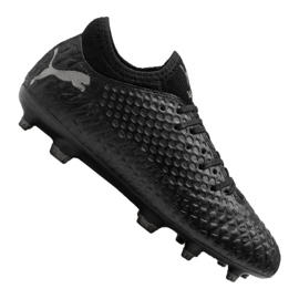 Fußballschuhe Puma Future 4.4 Fg / Ag Jr 105696-02 schwarz schwarz
