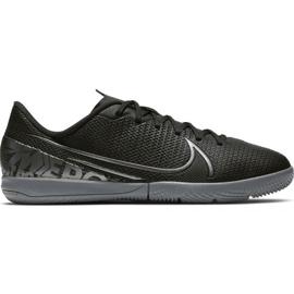 Fußballschuhe Nike Mercurial Vapor 13 Academy Ic Jr AT8137 001 schwarz
