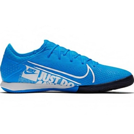 Fußballschuhe Nike Mercurial Vapor 13 Pro Ic M AT8001 414 blau