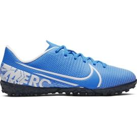 Fußballschuhe Nike Mercurial Vapor 13 Akademie Tf Jr AT8145 414 blau