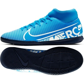 Hallenschuhe Nike Mercurial Superfly 7 Club Ic M AT7979-414