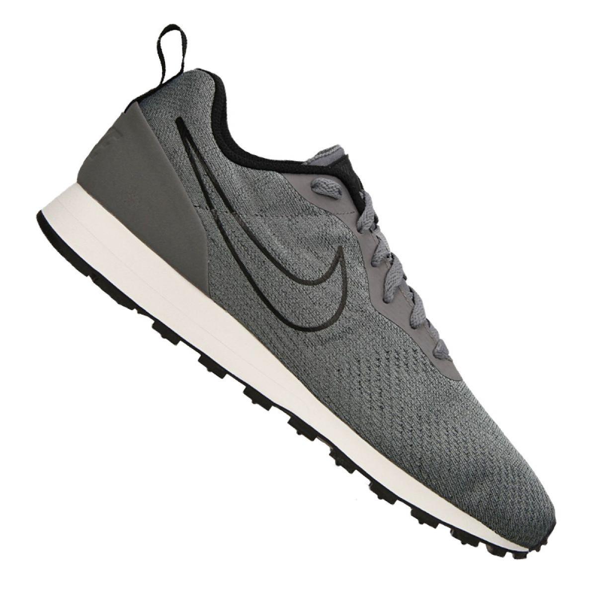 Grau Nike Md Runner 2 Eng Mesh M 916774 001 Schuhe
