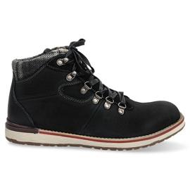 Insulated High Boots Schuhe SH23 Schwarz