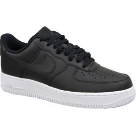 Schwarz Nike Air Force 1 '07 M AA4083-015