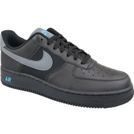 Schwarz Nike Air Force 1 '07 LV8 M BV1278-001 Schuhe