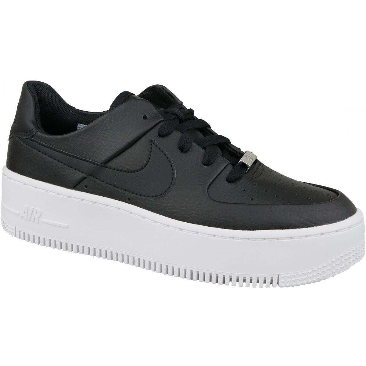 Nike Air Force 1 Sage Low W Schuhe AR5339 002 schwarz