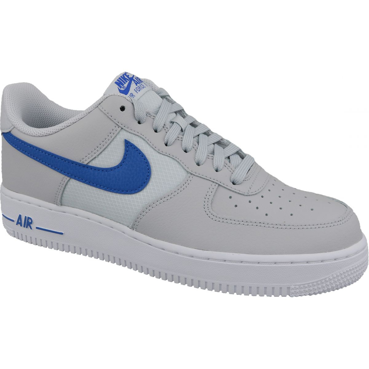 Nike Air Force 1 '07 LV8 Schuhe Schwarz Grau für Damen