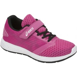 Pink Laufschuhe Asics Patriot 10 Ps Jr 1014A026-500