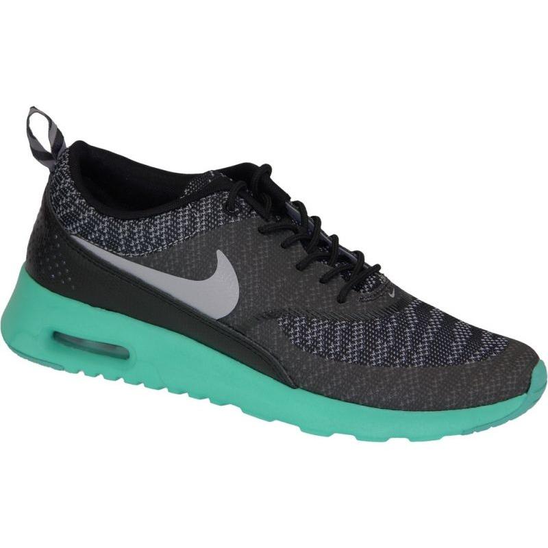 Grau Nike Air Max Thea W 718646-002 Schuhe
