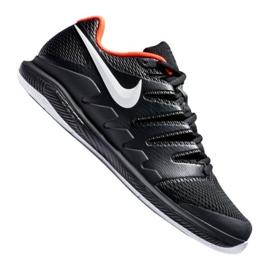 Schwarz Nike Air Zoom Vapour X Hc M AA8030-016 Schuhe