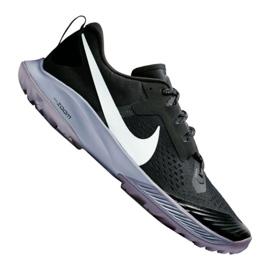 Schwarz Nike Air Zoom Terra Kiger 5 M AQ2219-001 Schuhe