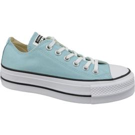 Blau Converse Chuck Taylor All Star Lift W 560687C Schuhe