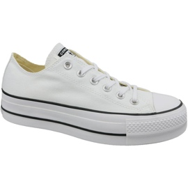 Weiß Converse Chuck Taylor All Star Lift W 560251C Schuhe