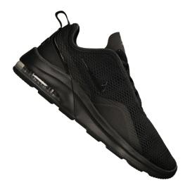Schwarz Nike Air Max Motion 2 M AO0266-004 Schuhe