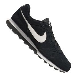 Schwarz Nike Md Runner 2 Suede M AQ9211-004 Schuhe