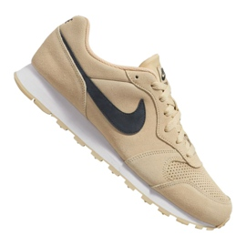 Braun Nike Md Runner 2 Suede M AQ9211-700 Schuhe