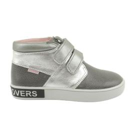 Mazurek FashionLovers grau-silberne Stiefel