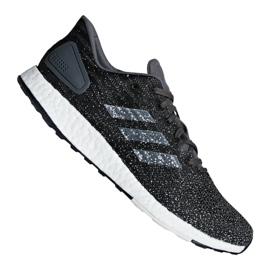 Schwarz Adidas PureBoost Dpr M B37787 Schuhe
