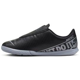 Nike Mercurial Vapor 13 Club Ic Ps (V) Jr AT8170 001 Schuhe schwarz