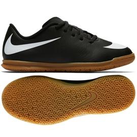 Nike Bravatax Ii Ic Jr 844438 001 Schuhe schwarz