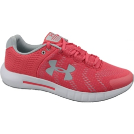 Rot Under Armour Micro G Pursuit Bp W 3021969-600 Laufschuhe