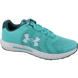 Blau Under Armour Pursuit Bp Jr 3022092-300 Laufschuhe