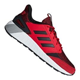 Rot Adidas Questarstrike M G25772 Schuhe