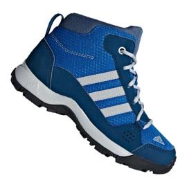 Blau Adidas Hyperhiker K Jr G27790 Schuhe