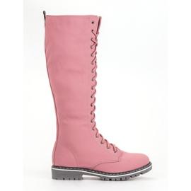 Seastar pink Schnürschuhe für Damen