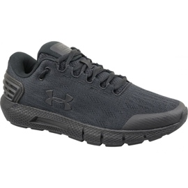 Schwarz Under Armour Charged Rogue M 3021225-001 Laufschuhe