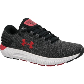 Grau Under Armour Charged Rogue Twist M 3021852-001 Laufschuhe