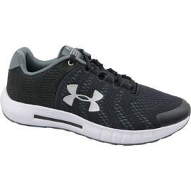 Schwarz Under Armour Pursuit Bp Jr 3022092-001 Laufschuhe