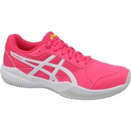 Pink Asics Gel-Game 7 Clay / Oc Jr 1044A010-705 Tennisschuhe