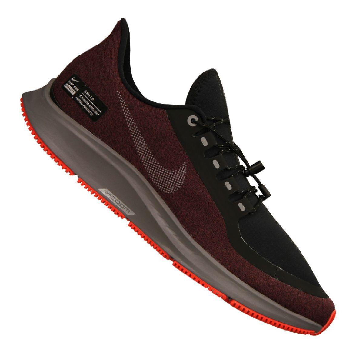 Rot Nike Air Zoom Pegasus 35 Shield M AA1643 004 Schuhe