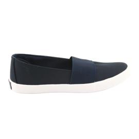 American Club Sneakers marineblau