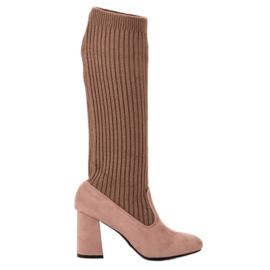 Seastar Braune Stiefel