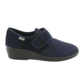 Befado Schuhe pu 033D001 marine
