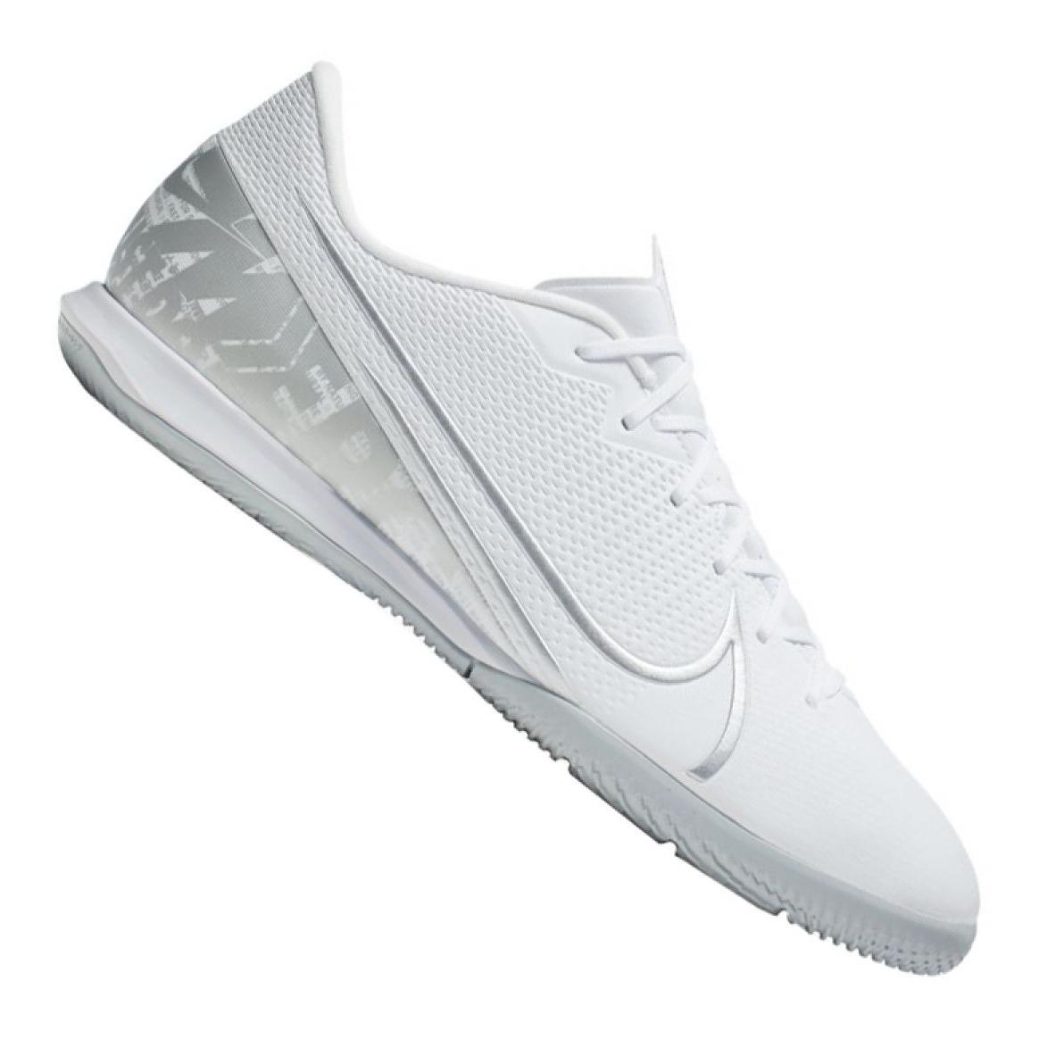 Hallenschuhe Nike Vapor 13 Academy Ic M At7993 100 Weiss Weiss
