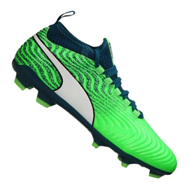 Puma One 18.3 Syn Fg M 104870 03 Fußballschuhe grün grün