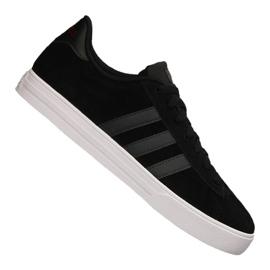 Schwarz Adidas Daily 2.0 M DB0155 Schuhe