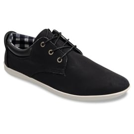 Stilvolle Schuhe B01 schwarz