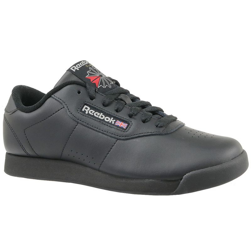 Reebok Princess Damen weiß schwarz Mode Damen Schuhe