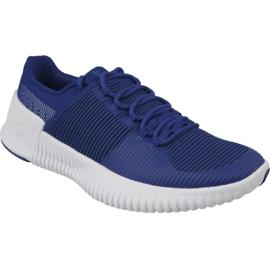 Blau Under Armour Ultimate Speed M 3000329-500 Schuhe