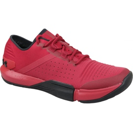 Under Armour TriBase Reign M 3021289-600 Trainingsschuhe rot